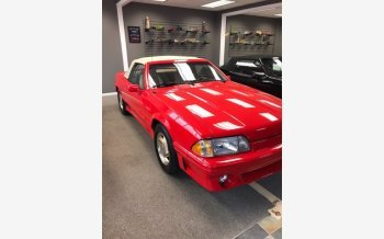 1989 Ford Mustang for sale 101362315