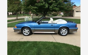 1989 Ford Mustang GT Convertible for sale 101380826