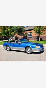 1989 Ford Mustang GT for sale 101391625