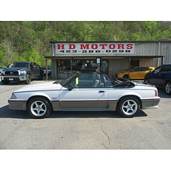 1989 Ford Mustang GT Convertible for sale 101498355
