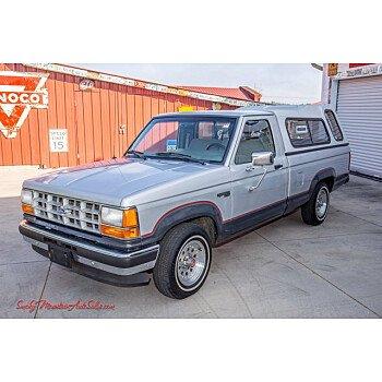 1989 Ford Ranger 2WD Regular Cab for sale 101594607