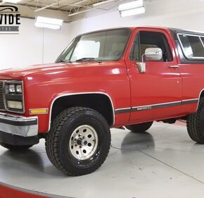 1989 GMC Jimmy 4WD for sale 101423107