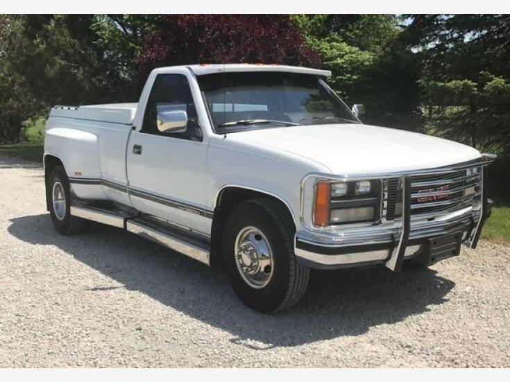 1989 gmc truck colors
