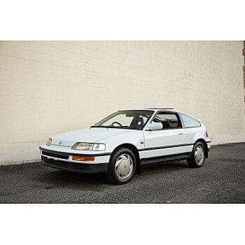 1989 Honda CRX for sale 101264278