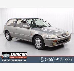 1989 Honda Civic for sale 101425284