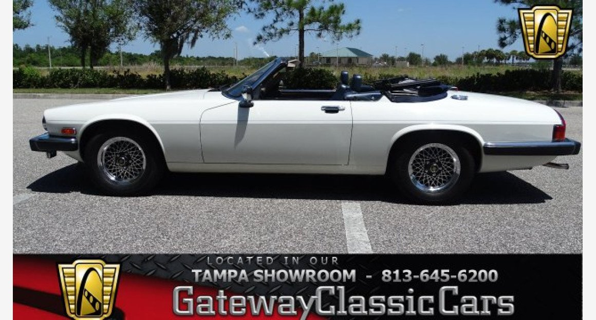 1989 Jaguar XJS V12 Convertible for sale 100986094