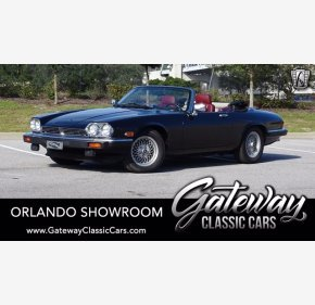 1989 Jaguar XJS V12 Convertible for sale 101414816