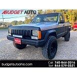 1989 Jeep Comanche for sale 101601061