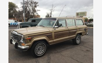 1989 Jeep Grand Wagoneer for sale 101237237