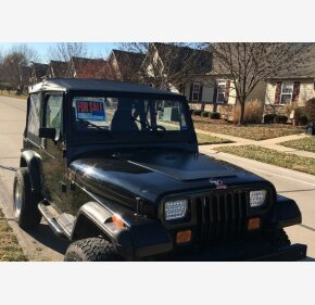 1989 Jeep Wrangler 4WD for sale 101240238