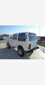 1989 Jeep Wrangler for sale 101437320
