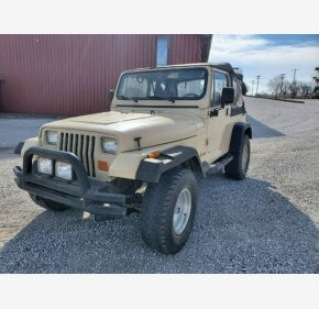 1989 Jeep Wrangler for sale 101444121