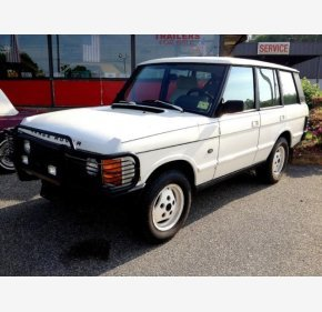 1989 Land Rover Range Rover for sale 101185690