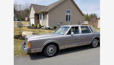 1989 Lincoln Town Car Executive for sale 101128644