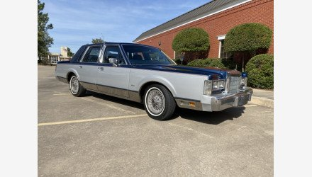 1989 Lincoln Town Car for sale 101394436