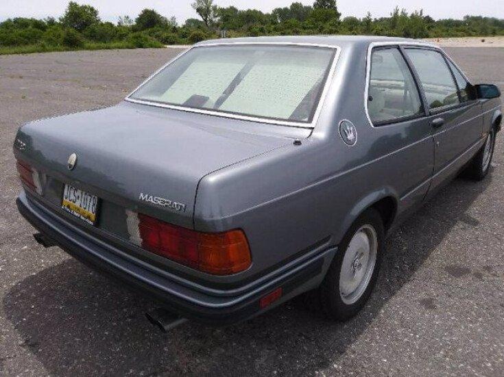 1989 Maserati 228 for sale near Cadillac, Michigan 49601 ...