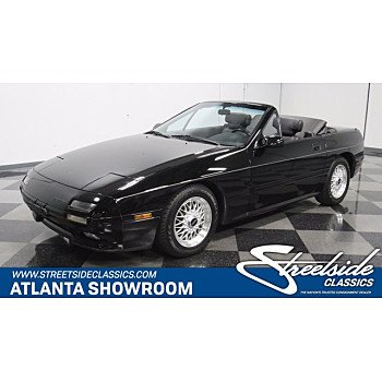 1989 Mazda RX-7 Convertible for sale 101430307