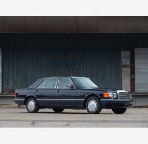 1989 Mercedes-Benz 560SEL for sale 101106051