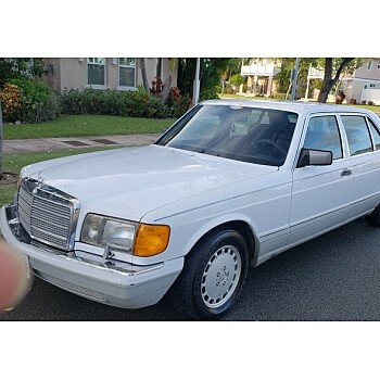 1989 Mercedes-Benz 560SEL for sale 101236879