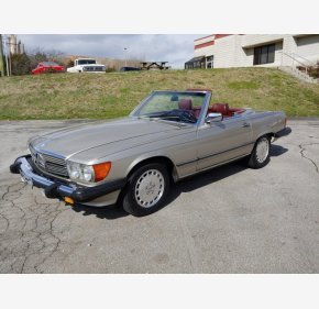 1989 Mercedes-Benz 560SL for sale 101100660