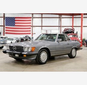 1989 Mercedes-Benz 560SL for sale 101149488