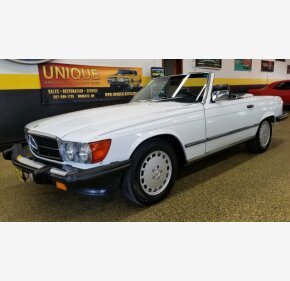 1989 Mercedes-Benz 560SL for sale 101162135