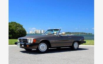 1989 Mercedes-Benz 560SL for sale 101218428