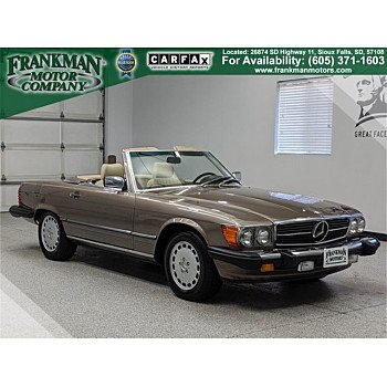 1989 Mercedes-Benz 560SL for sale 101225697