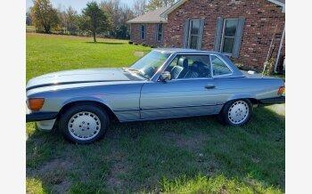 1989 Mercedes-Benz 560SL for sale 101236779