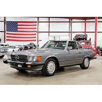 1989 Mercedes-Benz 560SL for sale 101288145