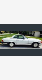 1989 Mercedes-Benz 560SL for sale 101288314