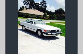 1989 Mercedes-Benz 560SL for sale 101294816
