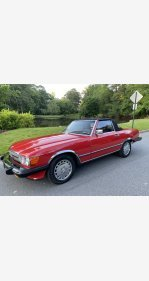 1989 Mercedes-Benz 560SL for sale 101301455