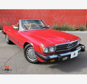 1989 Mercedes-Benz 560SL for sale 101316227