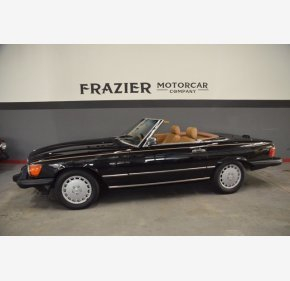 1989 Mercedes-Benz 560SL for sale 101339187