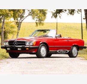 1989 Mercedes-Benz 560SL for sale 101361598