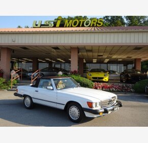 1989 Mercedes-Benz 560SL for sale 101376457