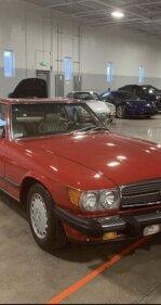 1989 Mercedes-Benz 560SL for sale 101423255