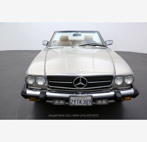 1989 Mercedes-Benz 560SL for sale 101431775
