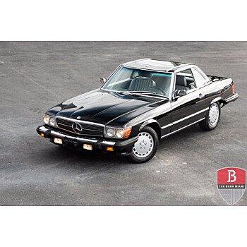 1989 Mercedes-Benz 560SL for sale 101433952