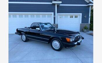 1989 Mercedes-Benz 560SL for sale 101613003