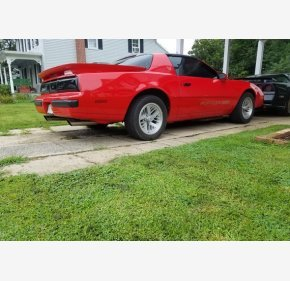 1989 Pontiac Firebird Coupe for sale 101051364
