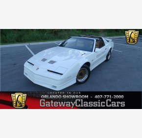 1989 Pontiac Firebird Trans Am Coupe for sale 101060217
