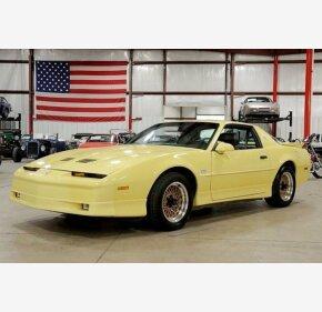 1989 Pontiac Firebird Trans Am Coupe for sale 101236096