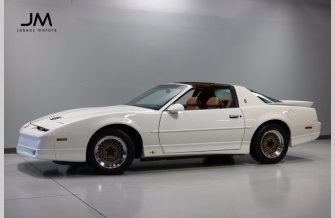 1989 Pontiac Firebird for sale 101366001