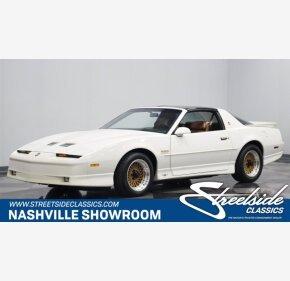 1989 Pontiac Firebird for sale 101400161