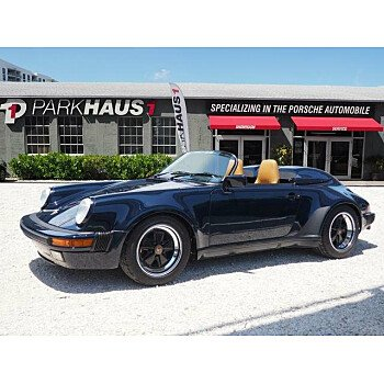 1989 Porsche 911 Carrera Cabriolet for sale 101008423