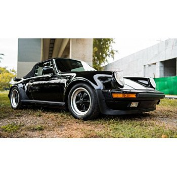 1989 Porsche 911 Turbo Cabriolet for sale 101068132
