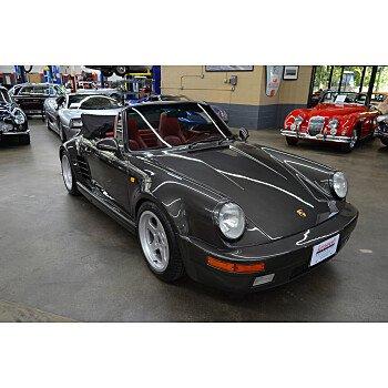 1989 Porsche 911 Turbo Cabriolet for sale 101212356
