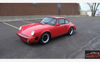1989 Porsche 911 Carrera Coupe for sale 101324722